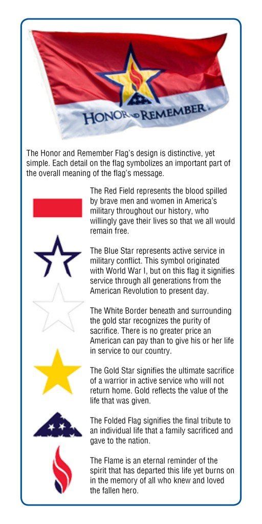Honor and Remember_Flag Symbol